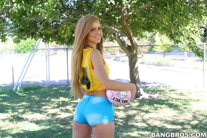 Jessie Rogers Booty Shorts